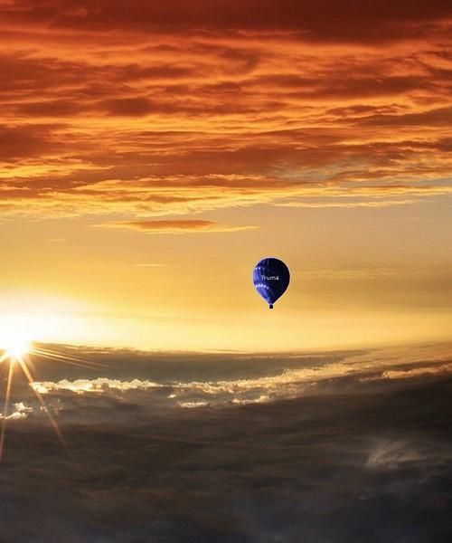 Ballon_pioneertravel_sonnenuntergang