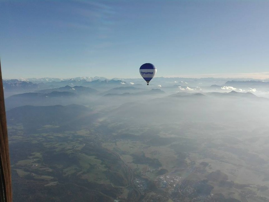 Ballonfahren Tirol München