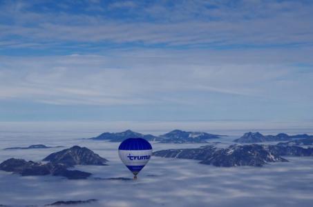 alpenballonfahrt, winterballonfahrt, ballonfahren, ballonfahrten, ballonflug, winterballooning